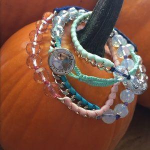 Chloe + Isabel Riviera Wrap Bracelet